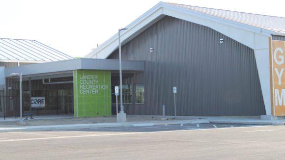 Lander County Recreation Center, Battle Mountain, Nev.
