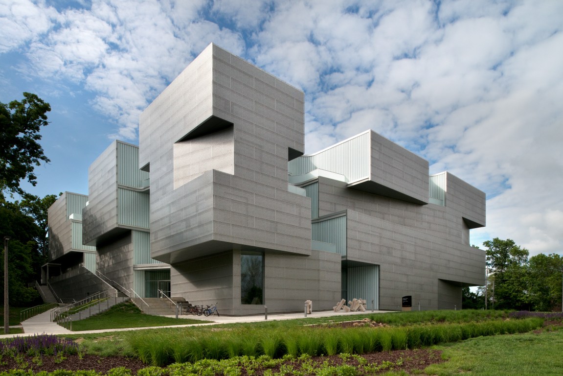 A Visually Dramatic Appearance Metal Construction News