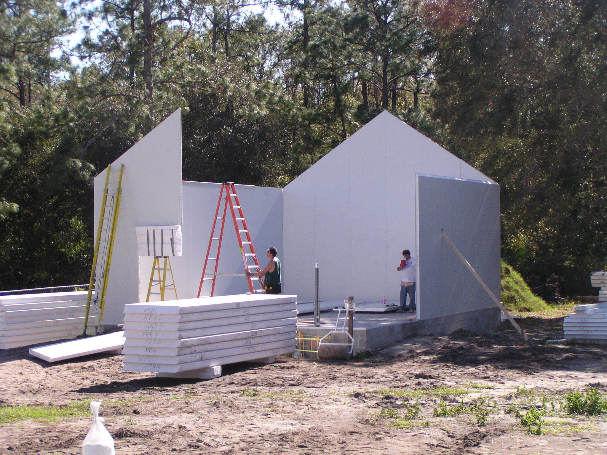 The Abcs Of Sips Metal Construction News