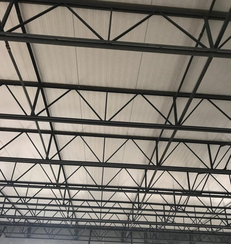 Insulated Metal Panels Used For Low Slope Metal Construction News