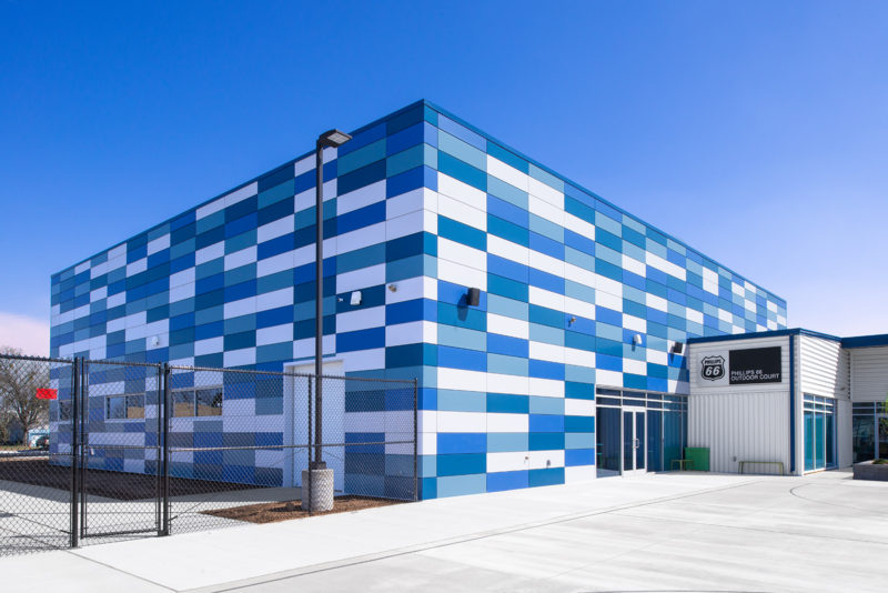 "C  J  ""Pete"" Silas Boys and Girls Club 