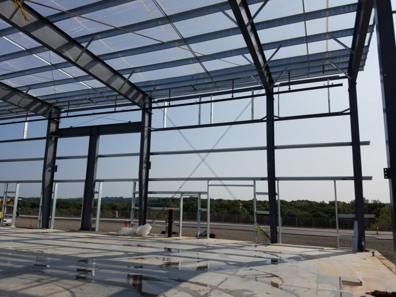 Temporary Bracing for Metal Buildings | Metal Construction News