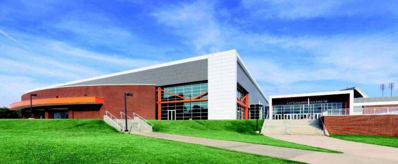 Littlejohn Coliseum, Clemson, S C  | Metal Construction News
