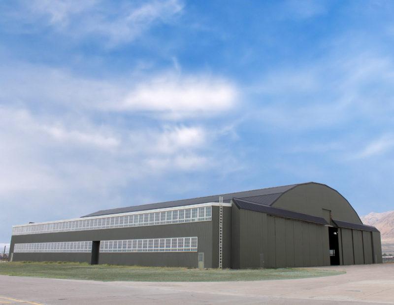 Enola Gay Hangar Wendover Utah Metal Construction News