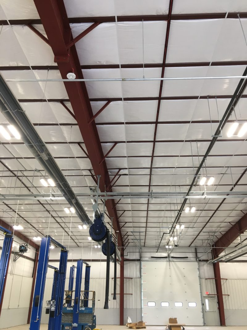 Metal Building Insulation Update Metal Construction News
