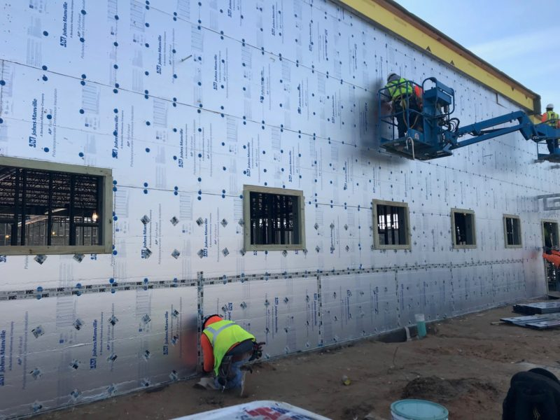 Continuous Insulation Installation Metal Construction News