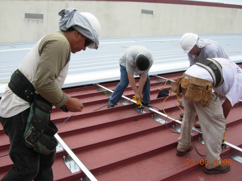 Controlling Metal Roof Installation Costs Metal