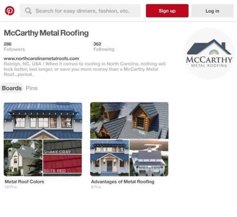 Social Media For Roofing Contractors Metal Construction News