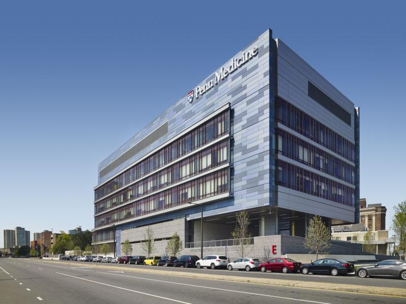 Penn Presbyterian Medical Center Metal Construction News