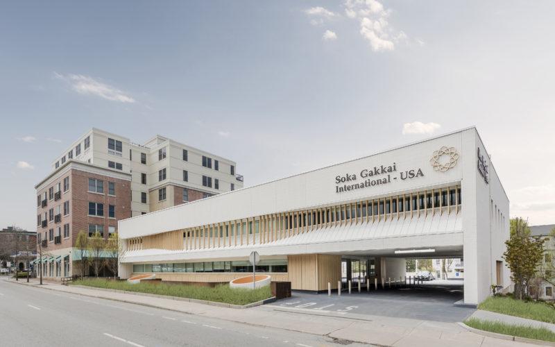 Soka Gakkai International (SGI) New England…   Metal