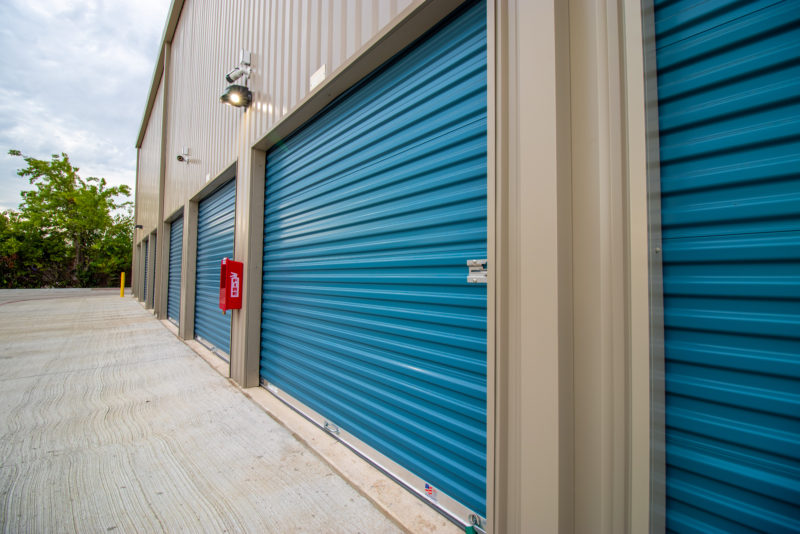 Metal Roll Up Doors For Self Storage Metal Construction News