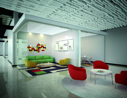 Armstrong Ceiling Solutions Metalworks Blades Classics 1