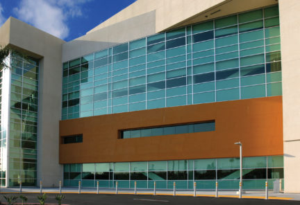 Crlusaluminum 4500 Series Curtainwall Nov18 1