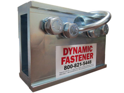 Dynamic Fastener Ssclamp 1