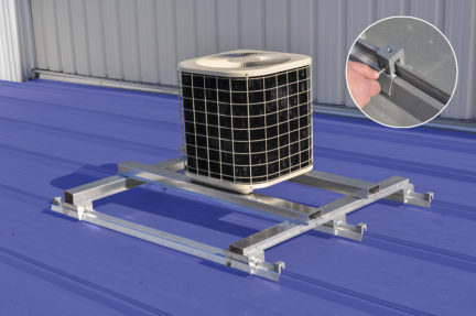 Roof Accessories And Snow Retention Metal