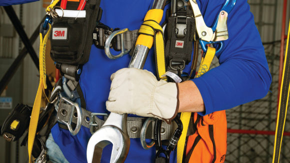 The Impact of Falling Tool Incidents