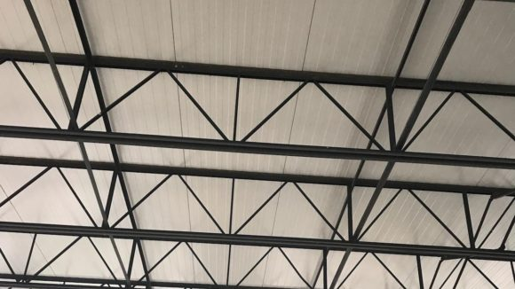 Insulated Metal Panels Used for Low-Slope Roof Projects