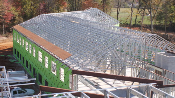 Light-Gauge Steel Framing - March 2019