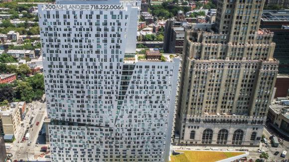 Brooklyn Academy of Music (BAM) South Tower, Brooklyn, N.Y.