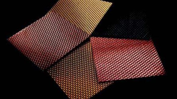 Mesh has secondary finishes