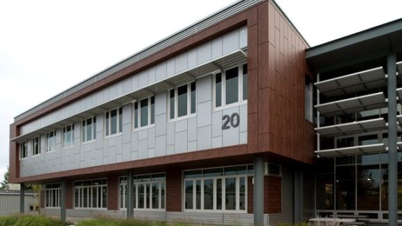Chemeketa Community College's Building 20, Salem, Ore.