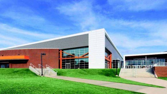 Littlejohn Coliseum, Clemson, S.C.