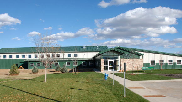 Colorado State University's CoBank Center for Agricultural Education, Fort Collins, Colo.