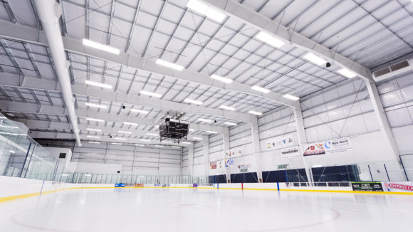 Cornerstone Ice Arena and Sports Center, Lockport, N.Y.