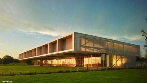 First Tennessee Foundation Visitor Center, Memphis, Tenn.