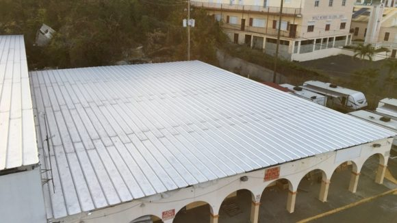 Tropical Reroofing