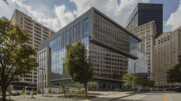 Georgia State University's College of Law, Atlanta