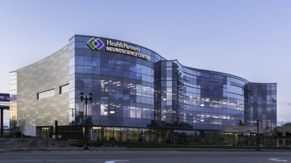 HealthPartners Inc.'s Neuroscience Center, St. Paul, Minn.