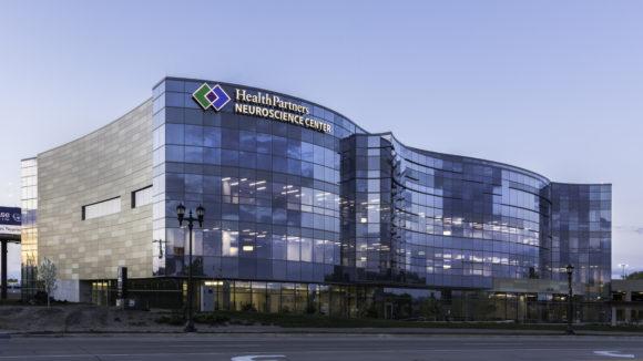 HealthPartners Inc.'s Neuroscience Center, St. Paul, Minn.