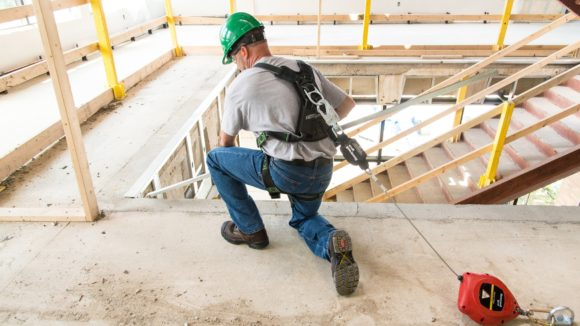 New Solutions for Fall Protection