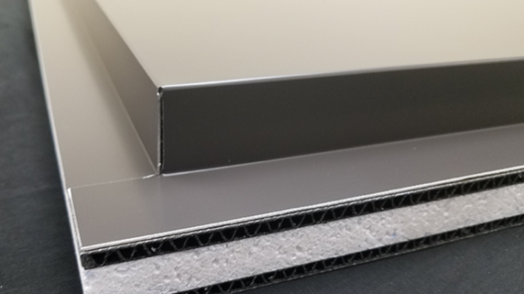 Fabricated glazing increases thermal resistance