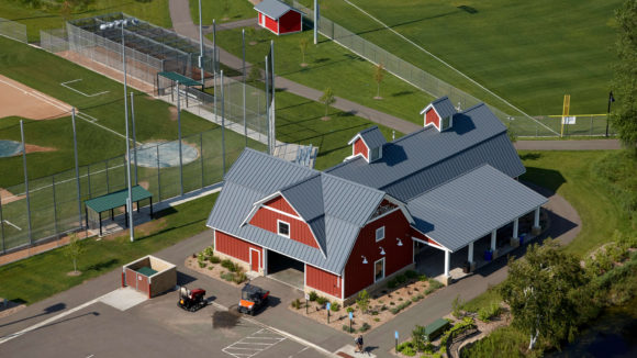 Lexington Athletic Complex, Blaine, Minn.