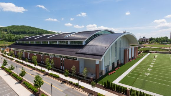 Indoor Football Practice Facility, Liberty University, Lynchburg, Va.