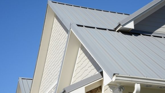Residential Metal Roofing Trim Installation