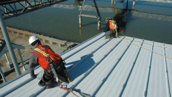 Installing Low-Slope Metal Roofing