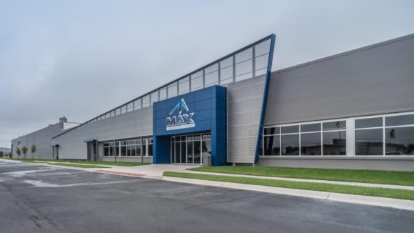 Max Aerostructures LLC, Wichita, Kan.