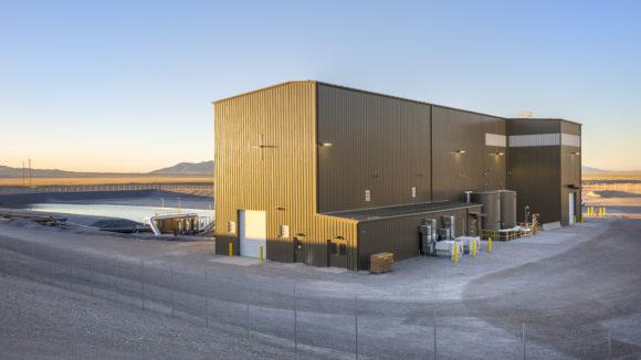 Newmont Mining Corp., Oasis, Nev.