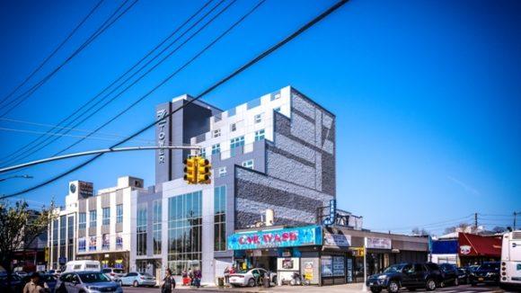 Office building at 2579 East 17th St., Brooklyn, N.Y.