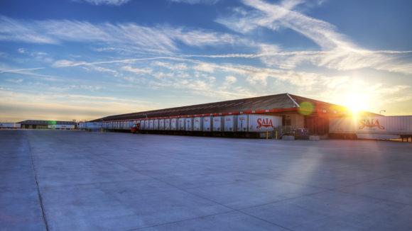 SAIA LTL Freight Terminal, Grayslake, Ill.