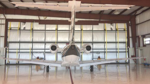 Hangar Door Safety is Paramount