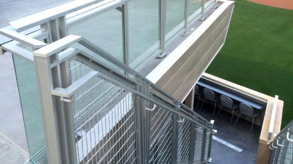 Efficient Design Utilizing Decorative Guardrails