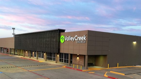 Valley Creek Church, Lewisville, Texas