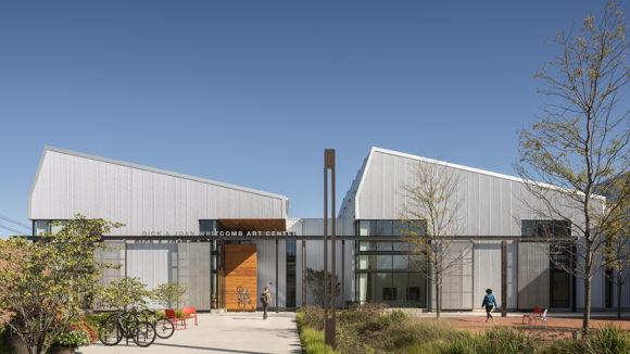 An Inspiring Arts Center
