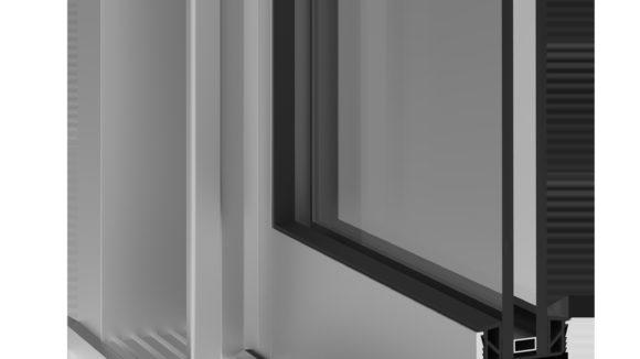 Door incorporates accessibility