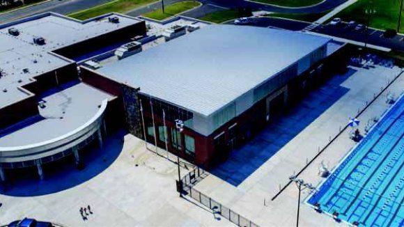 Clover School District Community YMCA, Clover, S.C.