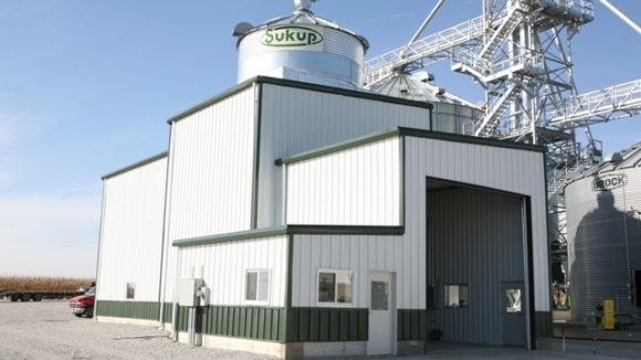 Patterson Farms' Grain Center, Fillmore, Mo.
